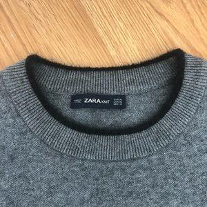 Zara Skirts - Set Zara gray Top and skirt